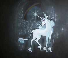 Last Unicorn by TheHiddenLily.deviantart.com on @deviantART