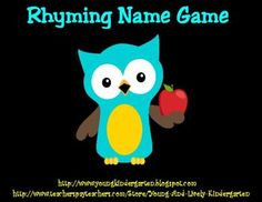 Free! This set of 6 name games can be used throughout the school year to pick a helper of the day. The 6 different games include many early literacy skil...
