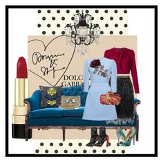 """""""::D&G&CL::"""" by courtneykimble on Polyvore"""