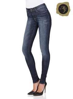 19c52a1ef15e Image for Mavi Alissa High Rise Super Skinny In Dark Reform from Just Jeans  Skinny Jeans