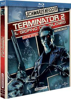 Linda Hamilton, Arnold Schwarzenegger, and Edward Furlong in Terminator Judgment Day Edward Furlong, Terminator Movies, James Cameron, Blu Ray, Dvd, The Fault In Our Stars, Arnold Schwarzenegger, Good Movies, Cover Art