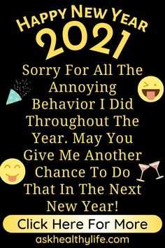 New Year Wishes Funny, Happy New Year Poem, New Year Jokes, New Year Quotes Funny Hilarious, Happy New Year Funny, New Year Wishes Images, New Year Wishes Messages, New Year Wishes Quotes, Happy New Year Pictures