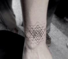 triangles tatoo