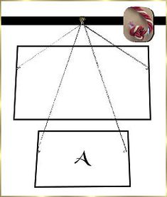 Here is how to hang pictures from pictures. This webpage has many ...