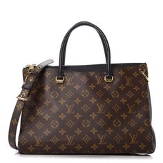 Buy and sell authentic handbags including the Louis Vuitton Pallas Monogram Full Brown/Black in Canvas, Calf Leather with Brass and thousands of other used handbags. Louis Vuitton Handbags, Purses And Handbags, Louis Vuitton Monogram, Louis Vuitton Damier, Coach Purses Outlet, Authentic Louis Vuitton, Lv Bags, Suitcases, Hand Bags