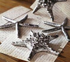 Metal Starfish #potterybarn
