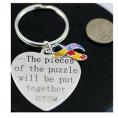 Keyring ~ Autism Awareness ~ Puzzle Ribbon & Message Heart ~ (CLEARANCE/REDUCED) Pink Ribbon Awareness and Specialty Shop,http://www.amazon.com/dp/B004WA798A/ref=cm_sw_r_pi_dp_wBRbtb08JR3XMPKR