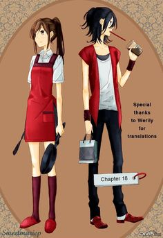 Read manga Horimiya - hori-san and miyamura-kun