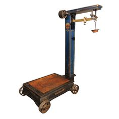 Antique Grain Scale In The Shop Now In 2019 Antiques