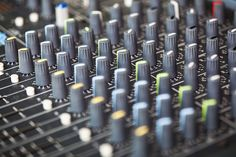 If you spend a bit of time developing your EQ skills, you'll suddenly be able to bring a lot more control to your sound—no matter what venue you're playing.