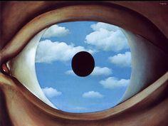 Renee Magritte.