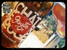 Chateau Rouge, Brasserie de la goutte d'or, epices et bière ambrée, Au Consulat de la Bière. Dr Pepper Can, Beverages, Drinks, Or, Water Bottle, Stuffed Peppers, Canning, Craft Beer Glasses, Brewery