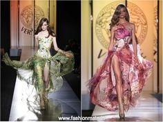 Atelier Versace haute Couture Winter Fall 2012-13 Paris Fashion Week 2012