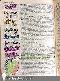Bible Journaling Ideas: A Look At My Bible Doodles This might be one of the toughest posts I've ever written. Bible Journaling For Beginners, Art Journaling, Prayer Scriptures, Bible Verses, Romans Bible, Bible Drawing, Jonah And The Whale, Brow Tutorial, Keeping A Journal