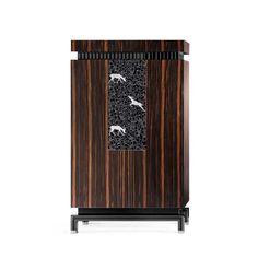 TAYLOR LLORENTE FURNITURE | A high profile, highly specified and highly stylised contemporary designer cabinet of a grand height | Wooden Cabinet | Modern Cabinet | Cabinet Design | Contemporary Design | Discover more  http://buffetsandcabinets.com