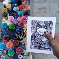 """""""TORTU SKETCHBOOK"""" #Creative #Art in #painting @Touchtalent http://bit.ly/Touchtalent-p"""