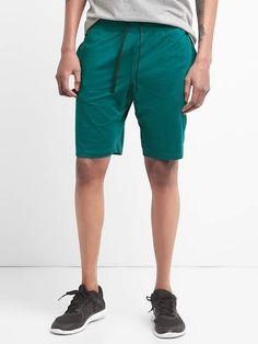 eff468d000 Gap GapFit 10 Brushed Tech Jersey Shorts Athletic Gear, Jersey Shorts,  Bermuda Shorts,