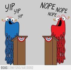 Every presidential debate...lol