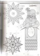 *КРУЖЕВО*: art and fashion Reindeer And Sleigh, Bobbin Lace Patterns, Lacemaking, Lace Heart, Lace Jewelry, Needle Lace, Christmas Star, Simple Art, Yarn Crafts