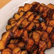 Balsamic Glazed Acorn Squash Recipe - Laura in the Kitchen - Internet Cooking Show Starring Laura Vitale