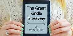 Kindle 4 Giveaway from Pretty in Pink. Visit GiveawayHop.com for more #sweepstakes and #giveaways