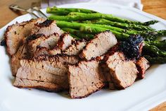 Grilled Tri Tip Roast - The tried and true, family favorite, make for every special occassion, Tri Tip recipe to end all other Tri Tip recipes! Tri Tip, Roast Recipes, No Bake Treats, Meals For One, Steak, Grilling, Pork, Tips, Blog