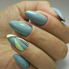 Beautiful Nail Designs To Finish Your Wardrobe – Your Beautiful Nails Nail Art Diy, Diy Nails, Cute Nails, Pretty Nails, Best Nail Art Designs, Simple Nail Designs, Beautiful Nail Designs, Latest Nail Art, Oval Nails