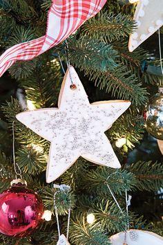 Sparkly Star Cookie