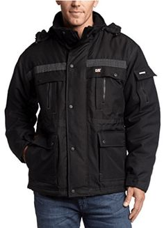 online shopping for Caterpillar Men's Heavy Insulated Parka from top store. See new offer for Caterpillar Men's Heavy Insulated Parka Mens Winter Parka, Mens Parka Jacket, Parka Coat, Winter Jackets, Parka Jackets, Men's Jacket, Camping Outfits, Camping Clothing, Outdoor Clothing