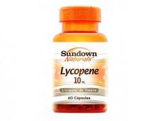 Lycopene 60 Cápsulas - Sundown Naturals com as melhores condições você encontra no Magazine Siarra. Confira!