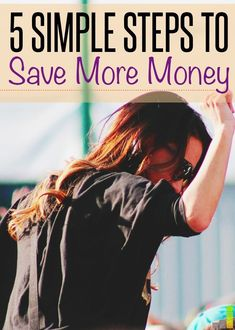 Saving money is one of my financial goals this year. I definitely think I'm going to use tip #2 to get started!