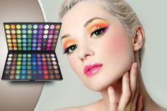 According to Blu Cantrell, all we do is make up and break up. We're giving you the better half of that combo with today's colourful deal… Lip Palette, Contour Palette, Eyeshadow Palette, Brighton, Blu Cantrell, Colors Drama, Color Correcting Concealer, Lip Primer, Makeup Gift Sets