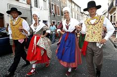 costume traditionnel toulousain - Google Search