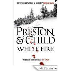 White Fire by Preston  Chid