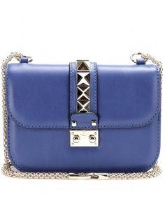 Valentino Blue Shoulder Bag 21