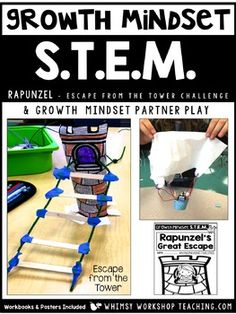 When coordinating STEM curriculum for grades 1-5, I am always looking for new ways to incorporate STEM in ways that won't require teachers to do a lot of prep or organization. With this pack, all the work is done for you! I've also added a few other components that make this bundle format different from others you may have used.