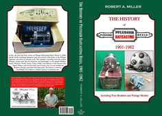 """HISTORY OF PFLUEGER BAIT CASTING REELS 1901-1982 BOOK DETAILS 5.5"""" x 8.5"""" Paperback • 264 Pages • 300+ Black and White Images To Purchase this book please visit our sister site Whitefish Press;HISTORY OF PFLUEGER BAIT CASTING REELS 1901-1982 DESCRIPTION In this HISTORY OF PFLUEGER BAIT CASTING R..."""