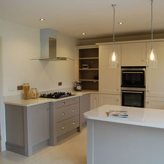 In-frame style wrapped doors nestkitchens.co.uk