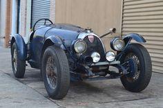 1930 BNC Race Car -