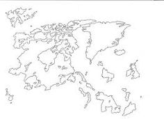 blank fantasy continent map » Path Decorations Pictures | Full Path ...