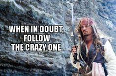 Pirates of The Caribbean: Captain Jack Sparrow