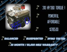 Blueprint engines bp35511ctc1 crate engine crateengine find this pin and more on blueprint gm 355 crate engines malvernweather Image collections