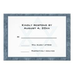 Blue Grunge Border, Star, Bar Mitzvah RSVP Invites Yes I can say you are on right site we just collected best shopping store that haveReview          Blue Grunge Border, Star, Bar Mitzvah RSVP Invites Review from Associated Store with this Deal...