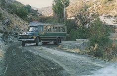 Cyprus Village Bus 1988 | Flickr - Photo Sharing!