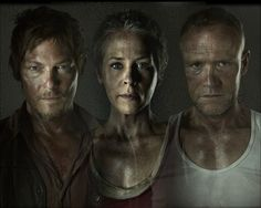 """""""Maybe You're a Late Bloomer Too."""" - Carol (said to Merle)"""