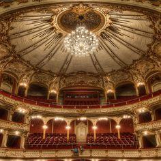 Opernhaus Graz / Opera House Graz - HDR Graz, Austria http://www.travelandtransitions.com/austria-travel/