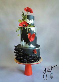 (3) Timeline Photos - Jeanne Winslow Cake Design