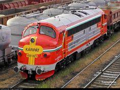 021 Kárpát Railway 459 / NoHAB at Békéscsaba, Hungary by Locomotive, Hungary, Diesel, The World, Diesel Fuel, Locs