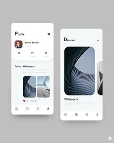 Share your thoughts on this design and make sure you check out the amazing autho Ui Design Mobile, Mobile Application Design, App Ui Design, Mobile Ui, Interface Design, Apps, Card Ui, Online Web Design, Web Design Quotes