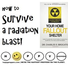 WELCOME NEW PREPPERS: If it were a real nuclear attack, would you know what to do? Here's HOW TO SURVIVE A RADIATION BLAST l